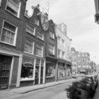 Noorderkerkstraat 2 - 6 (ged.) v.r.n.l. met rechts aansluitend de zijgevel van L…