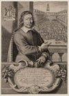 Portret van beursknecht Johannes de Paep (1629-1662), wonend in de Sint Jansstra…