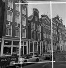 Buiten Brouwersstraat 4 (ged.) - 18 (ged.) v.r.n.l. met in de gevel van nummer 1…