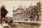 De Nieuwe Zijds-Voorburgwal, genaamd de Pijpenmarkt - thans Gedempt