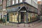 Prinsengracht 801 (ged.)-807 (v.l.n.r.) met hoek Nieuwe Spiegelstraat