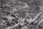 """""""Oud Amsterdam"""" omstreeks 1928 met van rechts naar links: Singel, Spuistraat, Ni…"""