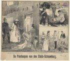 De Puinhoopen van den Stads-Schouwburg