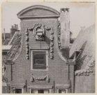 De topgevel,  Herengracht 394