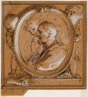 Sint Mattheüs, ontwerp voor een Grauwtje in de Franse kerk