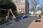 Kinderspeelplaats in de Alexanderstraat