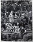 Luchtfoto van de Herengracht 38-52 (onderaan) gezien in westelijke richting