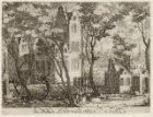 Het huis Kostverloren aan de Amstel in Amstelveen, ter hoogte van Amsteldijk 155…