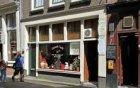 Nieuwebrugsteeg 9, grand café De Kroonprins (Nederlands restaurant)