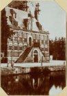 Het voormalige Waaggebouw aan de Westermarkt - afgebroken