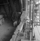 Keizersgracht 319, ijzeren anker in gevel van links naar rechts
