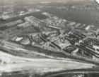 Luchtfoto Spaarndammer- en Zeeheldenbuurt