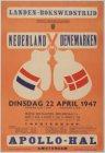 Landen-Bokswedstrijd Nederland v Denemarken