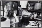 In de keuken van studentenhuis Pinoccio op de Stadionweg