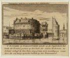 't Rondeel en Doelentoren ziende op de Zuyderkerk
