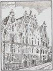 Amsterdam | Nieuwe Amstelstraat (achterzijde van het arsenaal)
