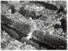 Luchtfoto van de Keizersgracht en omgeving gezien in noordoostelijke richting