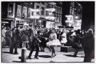 Straatbeeld - dansen op straat