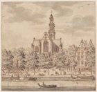 Westerkerk (verso)