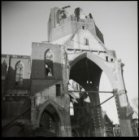 Sloop van de rooms-katholieke Sint Willibrorduskerk, Amsteldijk 36. Gezien vanui…