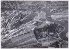 President Kenedylaan (voor 1964 de Rivierenlaan) en omgeving gezien in noordelij…