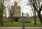 Erik de Roodestraat 14-16, exterieur van de rooms-katholieke St. Jozefkerk