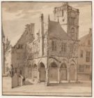 Het oude Raadhuys te Amsterdam