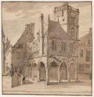 Het oude Raadhuijs te Amsterdam