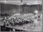 Jubileumconcert met 400 muzikanten in de Jaap Edenhal, Radioweg 64, ter gelegenh…