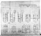 Verbouwing van het kantoorgebouw met magazijn en de bouw van een opslagplaats, K…