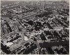 Luchtfoto van het Centrum en omgeving gezien in noordoostelijke richting