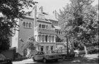 Koningslaan 54 - 56 v.r.n.l., dubbele villa uit 1910 van architect J.F. Staal