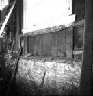 Elandsgracht 43, interieur tijdens restauratie