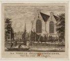 La Vieille église Luthérienne, Vue du coté du Cingel