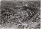 Luchtfoto van de gemeente Nieuwer-Amstel (na 1964 Amstelveen) gezien in zuidwest…