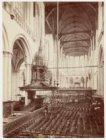 Dam 12, de preekstoel van de Nieuwe Kerk