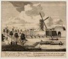 Saagmolens Poortje, onder de wal door gaande: in den Fransen oorlog van het iaar…