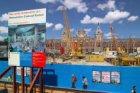 Centraal Station en werkzaamheden in verband met de aanleg van de Noord/Zuidlijn…