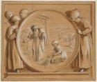 """""""Ruth en Boaz""""; voor dHeere Regenten Int Maaghden Huys tot Amsterd. 1745 geschil…"""