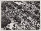 Luchtfoto van de Utrechtsestraat (midden) en omgeving gezien in noordwestelijke …