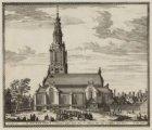De Zuyder Kerck is begonnen inden Jaere 1603, en volbouwt met een cierlyken tore…