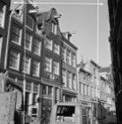 Haarlemmer Houttuinen 11 - 25 (ged.), op nummer 13 limonadefabriek en gevelsteen…