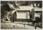 Exterieur van Paviljoen van het Wilhelmina Gasthuis