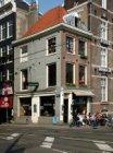 Keizersgracht 711-713 (ged.) (v.l.n.r.) met op nr. 711: exterieur van café Van L…