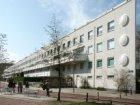 Bertrand Russellstraat 2 t/m 170 (achterzijde, v.l.n.r.) met nieuwbouwwoningen