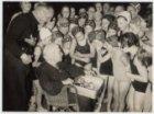 Mevrouw Triebel Koens 75 jaar