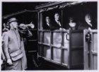 """Tentoonstelling """"De Trein 1839-1939"""", Frederiksplein"""