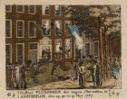 Godloos Plunderen der zogen. Patriotten te Amsterdam den 29 30 31 Mey 1787