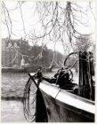 Amstel en brug over de Herengracht
