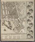 Blad 6 (rechts onder) van de 2e uitgave van de kaart van stadsarchitect Daniel S…